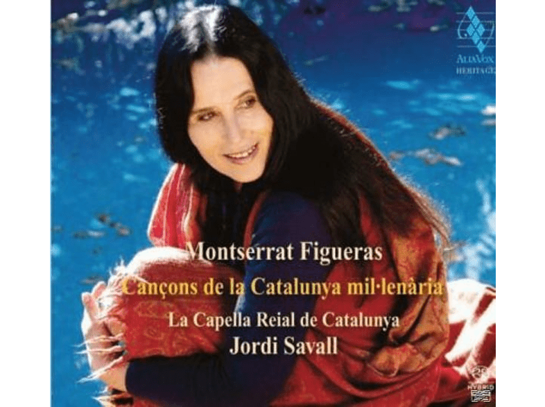 Montserrat Figueras - Cancons De La Catalunya Millenaria [SACD Hybrid]