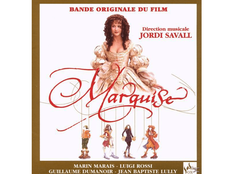 Jordi/le Concert Des Nations Savall - Marquise [CD]