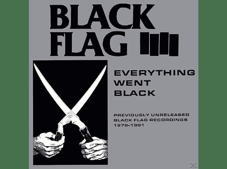 Black Flag - Everything Went Black [CD]