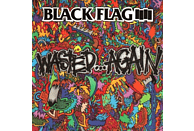Black Flag - Wasted Again [CD]