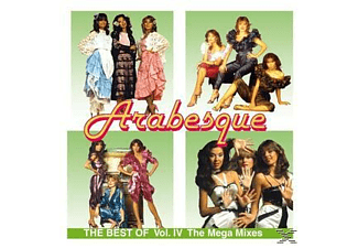 Arabesque - Best Of Vol.4-The Mega Mixes  - (CD)