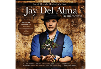 Jay Del Alma - De Mi Corazon-Best Of Deutsche Hits Im Latin Sty  - (CD)