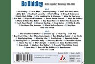 Bo Diddley - Bo Diddley: The Originator [CD]