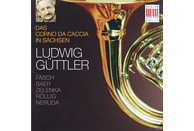 Ludwig Güttler, Ludwig/virtuosi Saxoniae Güttler - Das Corno Da Caccia In Sachsen [CD]