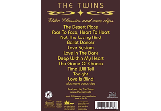 The Twins - Video Classics And Rare Clips  - (DVD)