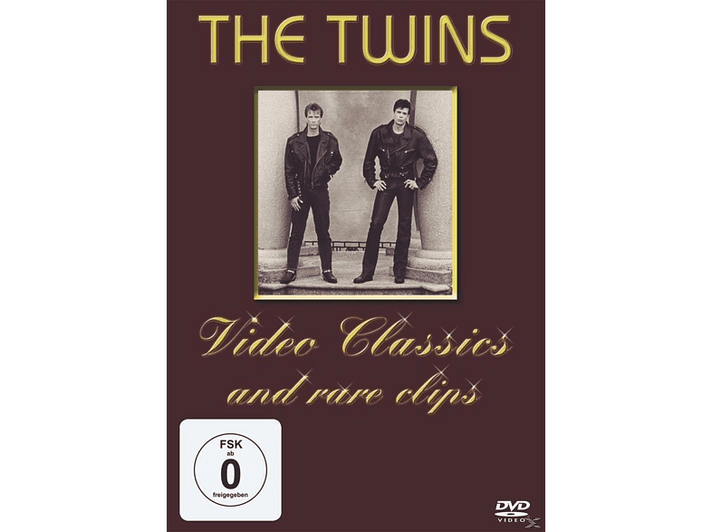The Twins - Video Classics And Rare Clips [DVD]