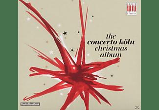 Concerto Köln - WEIHNACHTSKONZERT-CHRISTMAS ALBUM  - (CD)