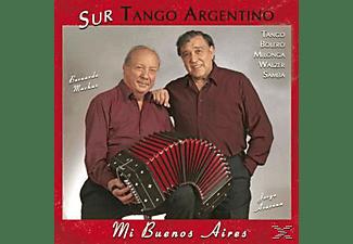 C. Sur Tango Argentino & Cardel - Mi Buenos Aires  - (CD)