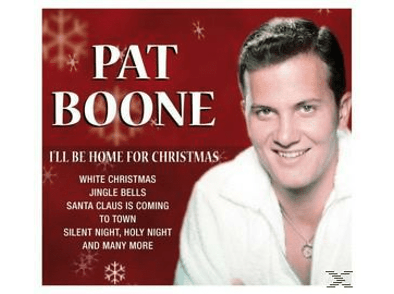 Pat Boone - Pat Boone-I'll Be Home For Christmas [CD]