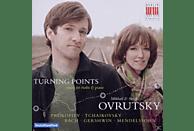 Mikhail & Sonya Ovrutsky - Turning Points [CD]