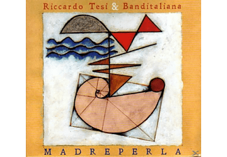 Riccardo & Banditaliana Tesi - Madreperla  - (CD)
