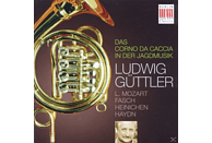 Ludwig Güttler, Ludwig/virtuosi Saxoniae Güttler - Das Corno Da Caccia In Der Jagdmusik [CD]