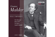 Various;Boult;Reiner;Stokowski;Klemperer - Gustav Mahler-Vocal Symphonies [CD]