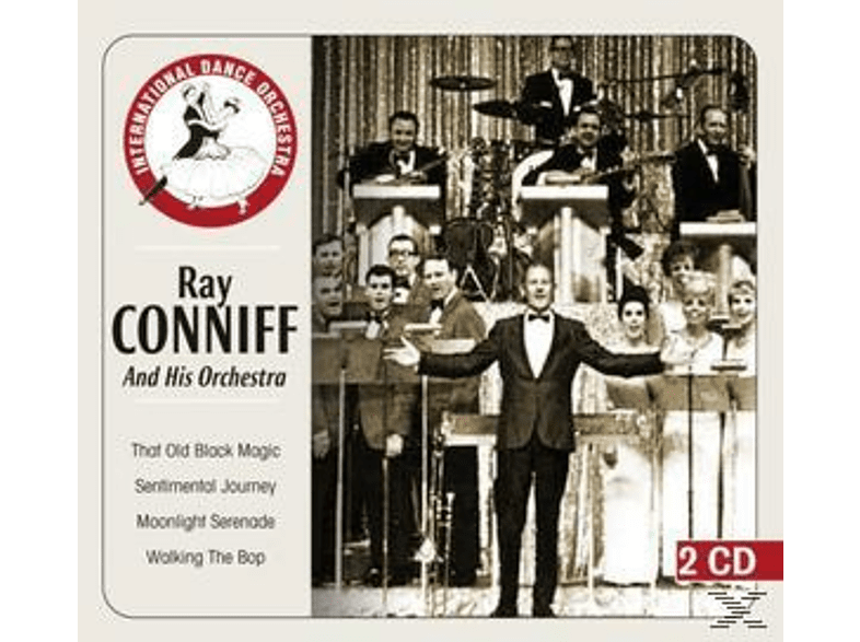 Ray Conniff - Begin The Beguine/Smoke Gets In Your Eyes [CD]