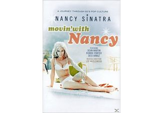 Nancy Sinatra - Movin' With Nancy  - (DVD)