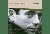 Yves Mont - Car Je T'aime (Various) [CD]