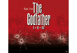VARIOUS - Music From Godfather I - Ii - Iii - (CD)