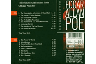 Edgar Allan Poe - Mythos (Various) [CD]