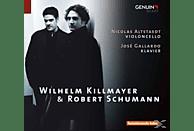 Jose Gallardo, Nicolas Altstaedt - 5 Romanzen/8 Bagatellen/3 Romanzen/... [CD]