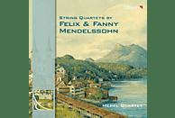 Merel Quartet - String Quartets By Felix & Fanny Mendelssohn [CD]