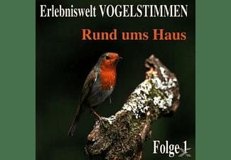 Vogelstimmen - Erlebniswelt Vogelstimmen Vol.1  - (CD)