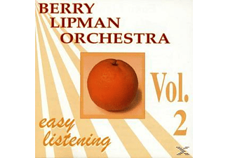 Berry Orchestra Lipman - Easy Listening Vol.2  - (CD)
