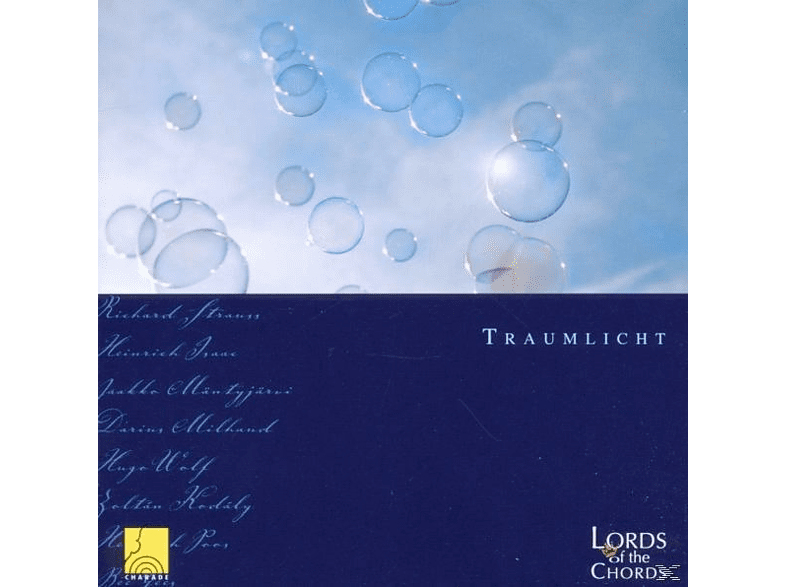 Lords Of The Chords - Traumlicht [CD]