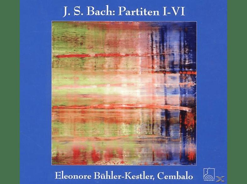 Eleonore Bühler-kestler - Partiten 1-6 [CD]
