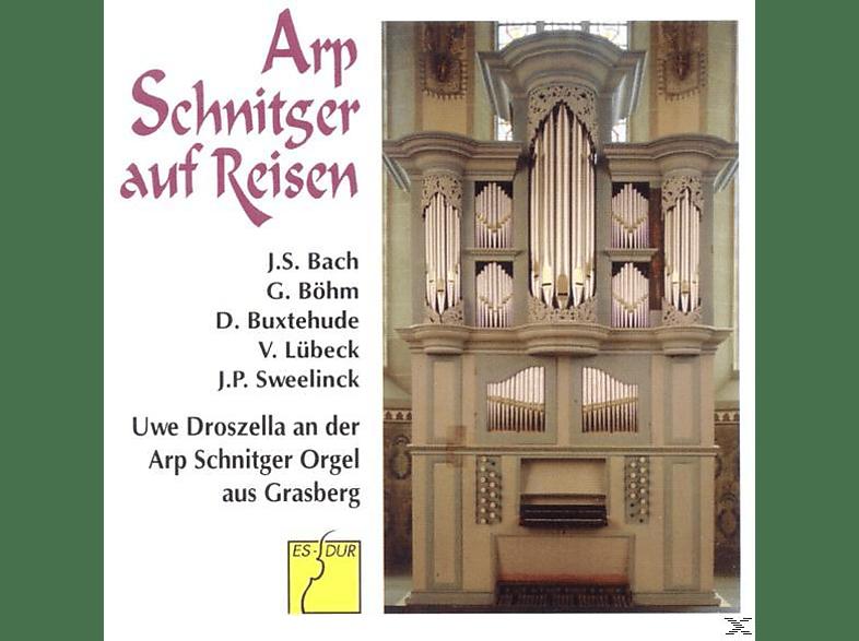 Uwe Droszella - Arp Schnitger Auf Reisen [CD]