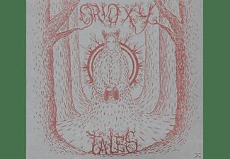 Orioxy - Tales  - (CD)