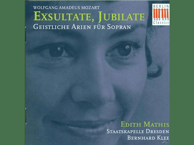 Mathis,E./Otto,H./Klee,B./SD/+ - Geistliche Arien Für Sopran [CD]