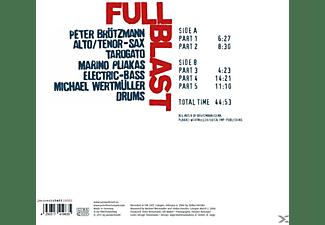 Peter Brötzmann - FULL BLAST  - (Vinyl)
