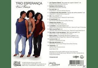 Trio Esperanca - Doce Franca  - (CD)