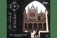 Adolfo Gutierrez Arenas - THE CELLO SUITES [CD]