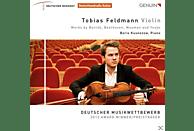 Boris Kusnezow (pno) Tobias Feldmann (vl) - Werke für Violine & Klavier [CD]