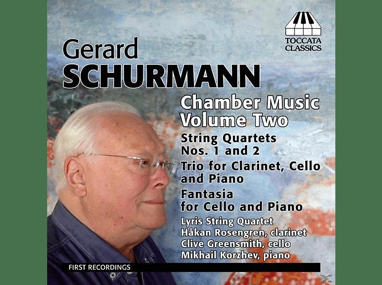 Mikhail/+ Lyris Quartet/korzhev - Chamber Music Vol.2 [CD]