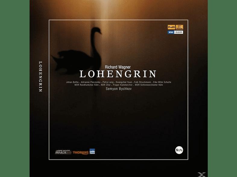 Semyon Bychkov, Johan Botha, Kwangchul Youn, Adrianne Pieczonka - LOHENGRIN [Vinyl]
