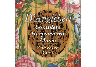 Francesco Cera - Complete Harpsichord Music  - (CD)