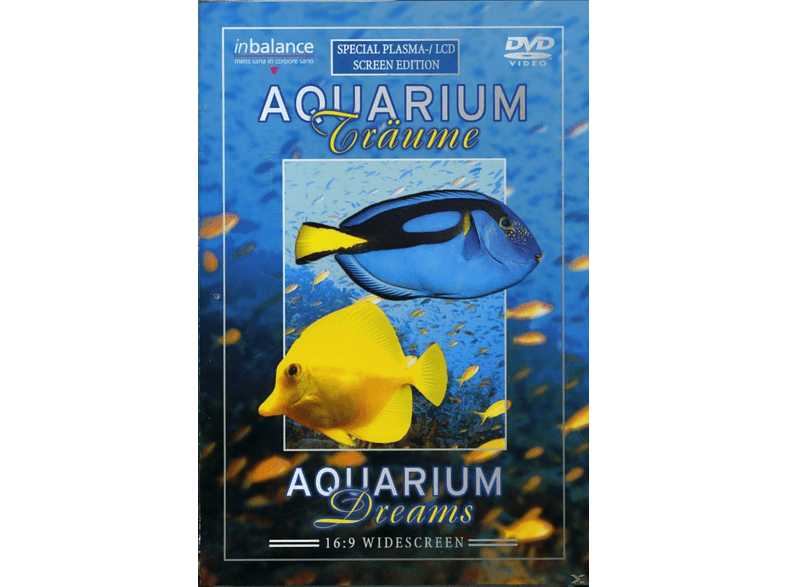 Aquarium Träume [DVD]