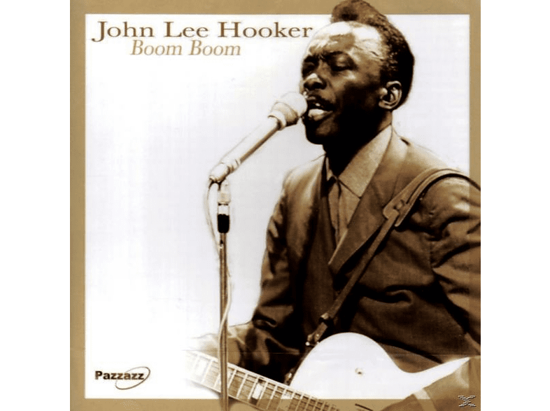 John Lee Hooker - Boom Boom [CD]
