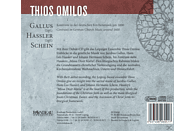 Thios Omilos - Kontraste Der Kirchenmusik Um 1600 [CD]
