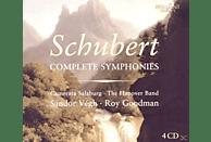 VARIOUS, Vegh,Sandor/Camerata Salzburg/Goodman,Roy/Han. - Schubert: Sämtliche Sinfonien [CD]