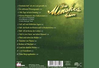 Menskes Chöre - Deutschland, Deine Lieder  - (CD)