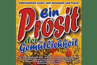 VARIOUS - Ein Prosit Der Gemütlichkeit [CD]