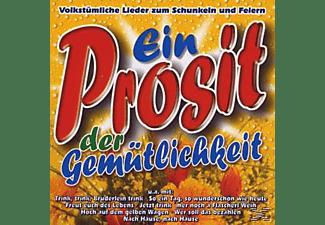 VARIOUS - Ein Prosit Der Gemütlichkeit  - (CD)