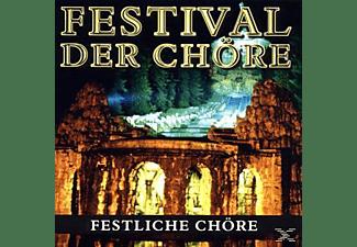VARIOUS - Festliche Chöre  - (CD)