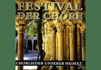 VARIOUS - Chorlieder Aus Unserer Heimat  - (CD)