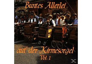 Wilfried Hömmerich - Buntes Allerlei Vol.1  - (CD)