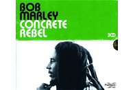 Bob Marley - Concrete Rebel [CD]