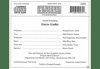 VARIOUS - Gurre-Lieder  - (CD)